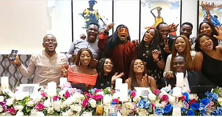 Photos and video from Linda Ikeji