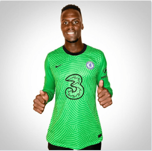 Chelsea complete ?22m signing of Senegalese goalkeeper Edouard Mendy from Rennes