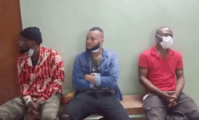 Three Nigerians arrested for entering India via Bangladesh without documents