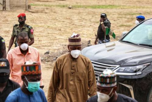 Seven policemen and three soldiers killed as Boko haram terrorists attack Borno Governor, Babagana Zulum?s convoy