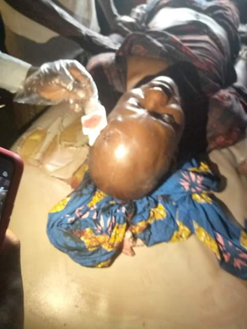 Stray bullet kills middle-aged man as Customs officers chase suspected smugglers in Ogun (photos)