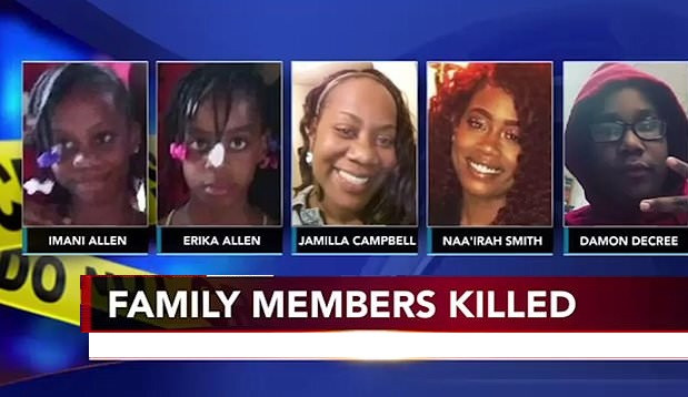 Mom and daughter murder five family members including 9-year-old twins after ?demons told them the victims wanted to die?