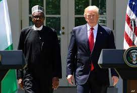 President Buhari wishes US President Donald Trump and wife quick recovery after they tested positive for COVID-19