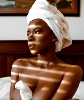?I hated my big boobs - ?Abby Zeus poses completely nude in new photos as she explains why she goes naked on Instagram?