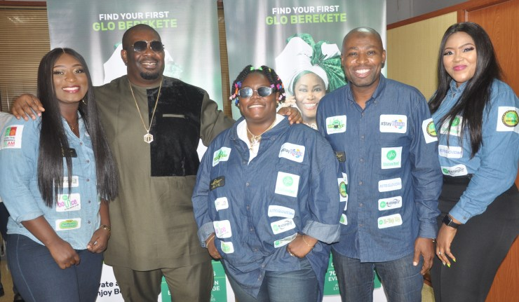 Glo launches new tariff with mega benefits to customers