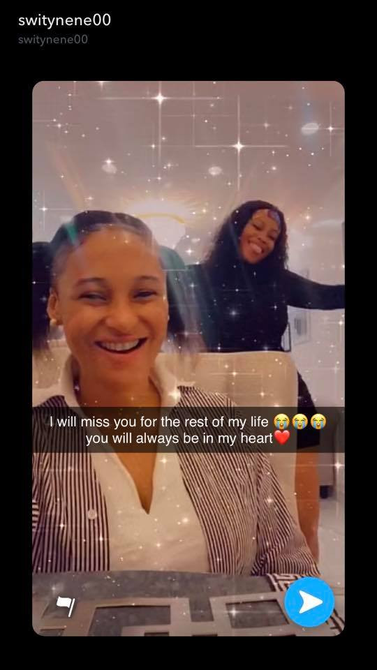 Nigerian lady who was proposed to with 3 luxury rings dies, celebrities point accusing fingers at her friends lindaikejisblog 8