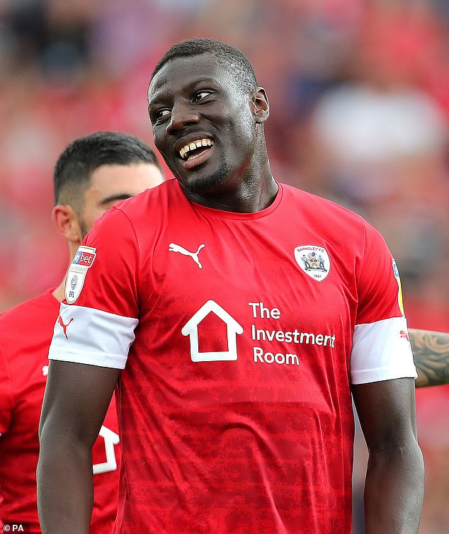 Barnsley defender,  Bambo Diaby banned from football for two years after prohibited fat burner Higenamine was found in his urine sample