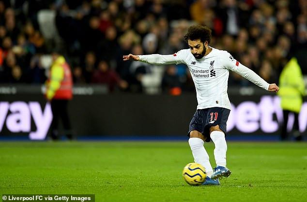West Ham fan who called Mohamed Salah