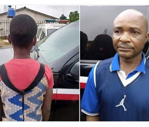 Daddy would show me blue film then do it with me - 13-year-old girl narrates years of sexual abuse in Lagos