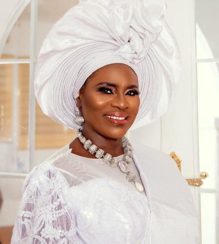 Actress Idowu Philips aka Mama Rainbow shares stunning new photos as she turns 78