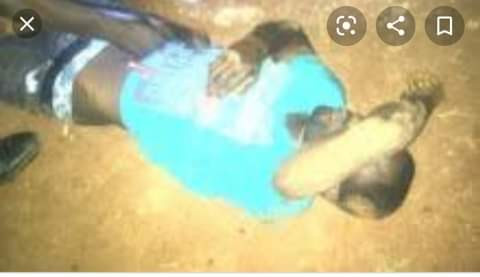 """#EndSARS: """"My mother went to the station to report that her son was missing not knowing he has been buried""""- Lady recounts how her brother was allegedly killed by the police"""
