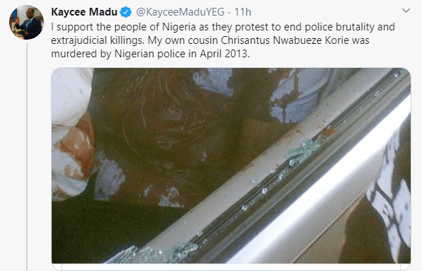 First black Canadian Minister Of Justice recounts how his cousin was allegedly murdered by Nigerian police who also allegedly obstructed the investigation lindaikejisblog 1