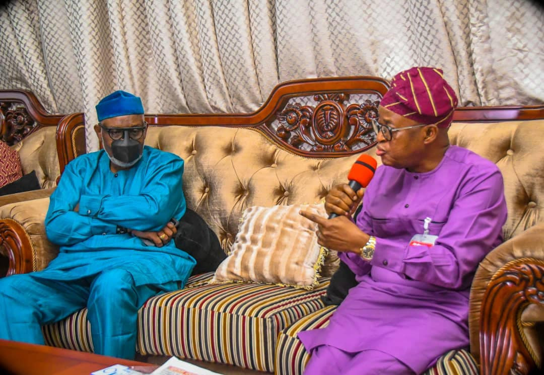 Governor Akeredolu calls for suspension of #EndSARS protest, says it has been hijacked by hoodlums and political thugs — Global Times Nigeria