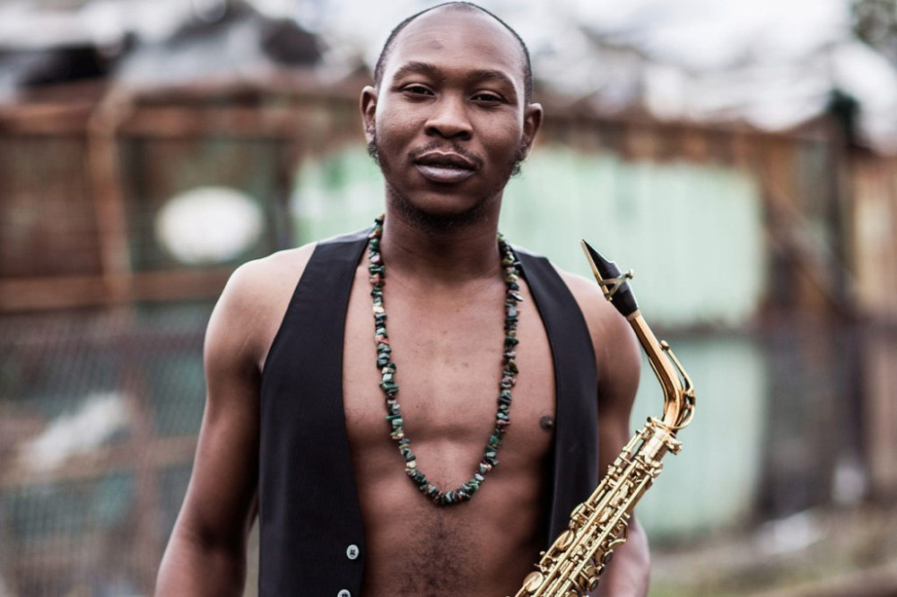 #EndSARS Protest: This government should not act as if people trust them - Seun Kuti