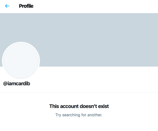 Cardi B deletes her Twitter account after receiving backlash for reconciling with Offset despite filing for divorce