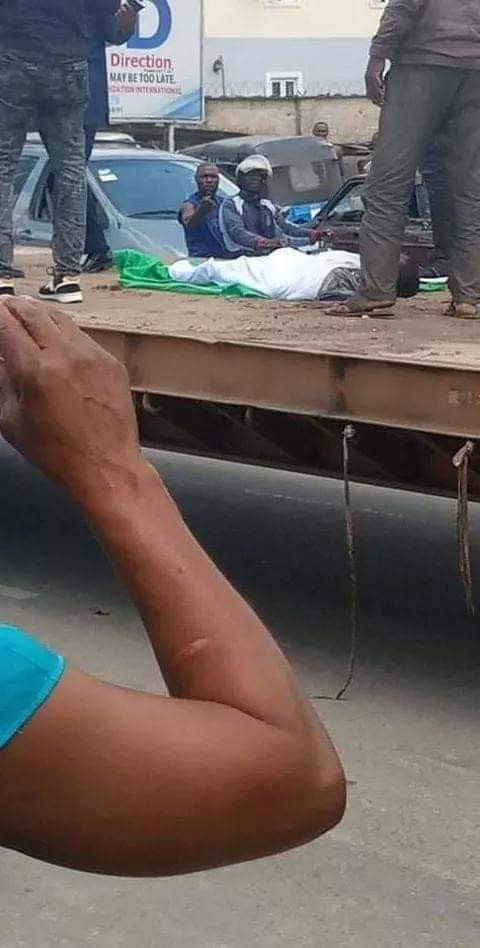 13-year-old boy dies after falling off moving truck during #EndSARS protest in Delta