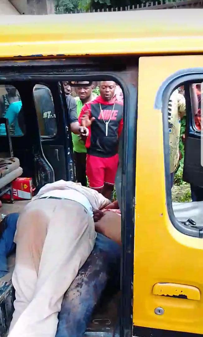 Anambra Police confirm attack on police formations, killing of DPO and station officer by hoodlums (graphic photos)