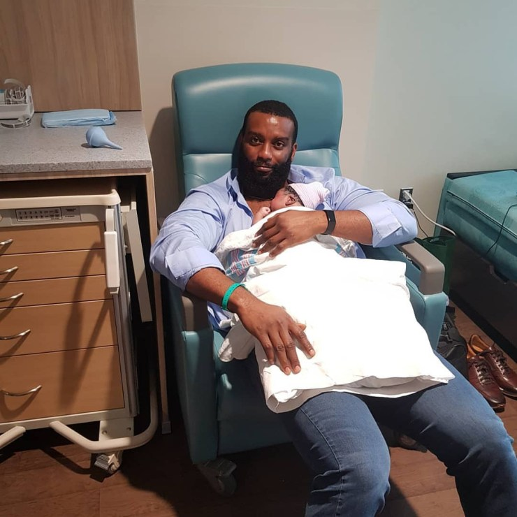 Ex-Gulder Ultimate Search winner, Dominic Mudabai and wife welcome baby boy