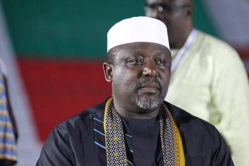 """#EndSARS: """"Our lifestyle provokes the youths""""- Rochas Okorocha calls on politicians to make sacrifices from their salaries, allowances"""