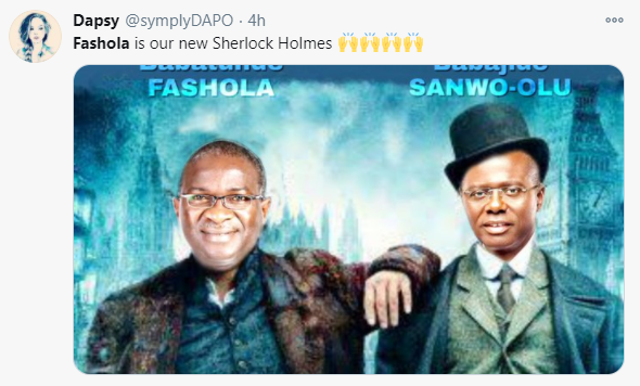Funny reactions to Fashola's discovery of a secret camera at the Lekki tollgate 2