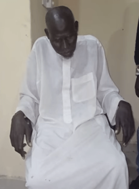 Native doctor arrested in Kano after he allegedly hypnotized a man and asked him to bring a newborn baby for rituals (video)
