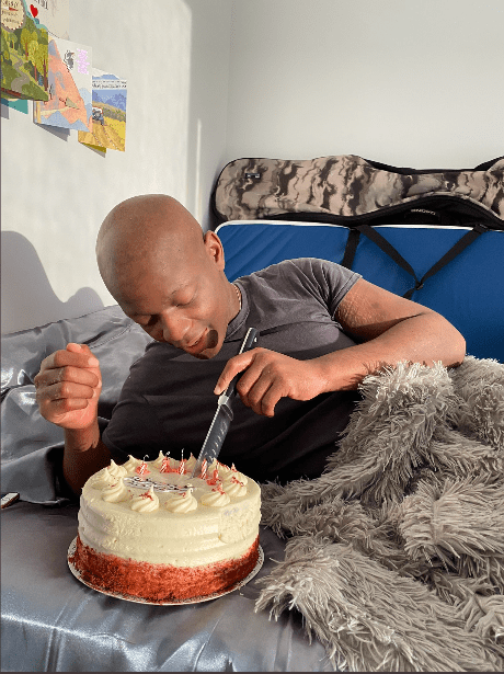 5f99278113926 Man who survived cancer 3 times before turning 24 shares story as he celebrates being cancer free