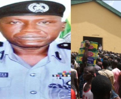 Returning stolen goods may not shield a looter from prosecution - FCT police boss, Bala Ciroma says