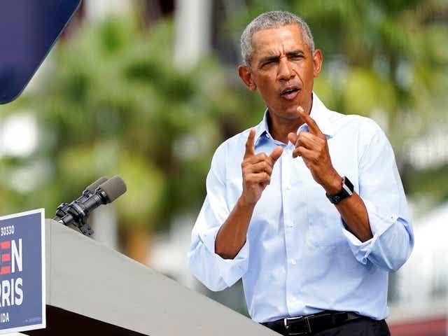 États-Unis 2020: Barack Obama rejoindra Joe Biden en campagne électorale pour le dernier week-end avant les élections