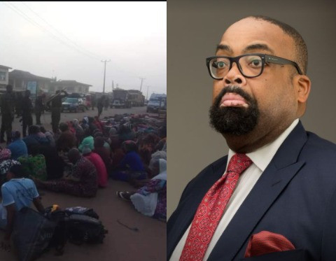 Arrest without arraignment of suspected looters/curfew defaulters shows the police is only paying lip service to calls for a reform- NBA president, Olumide Akpata