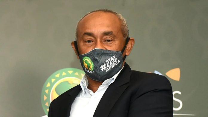 CAF president, Ahmad Ahmad tests positive for Coronavirus