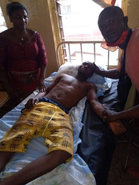 Tension in Nsukka after Keke driver was allegedly stabbed by passenger