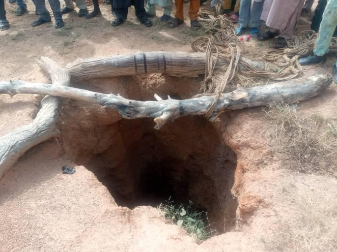 6-year-old boy drowns in a well in Kano