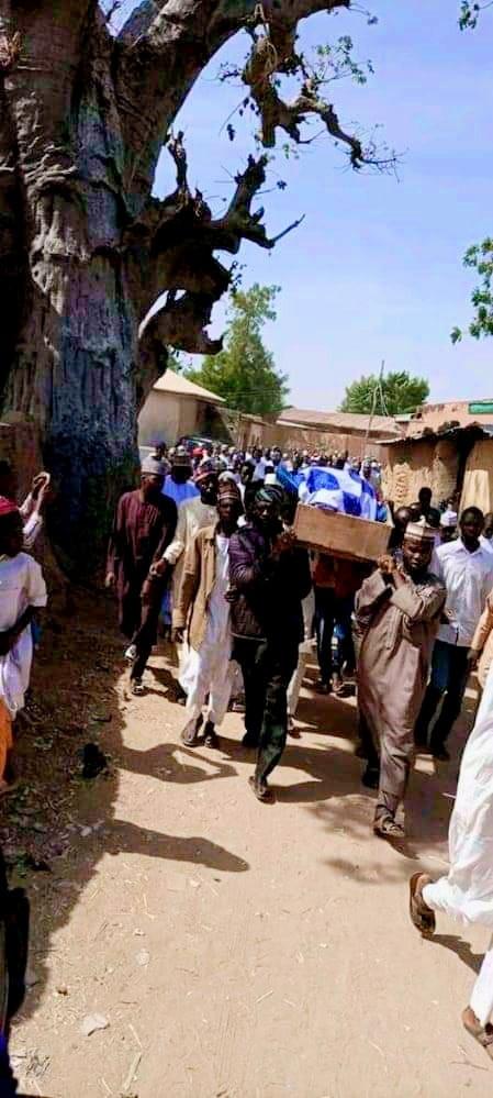 Zamfara Local Government Service Commission chairman slumps and dies at the wedding of Senator Yerima