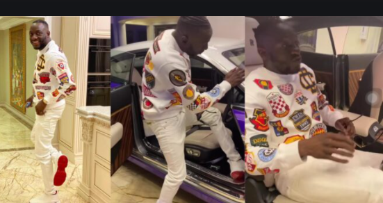 Video of Zimbabwean socialite ?Genuis ?Ginimbi? Kadungure partying in a club before the fatal Rolls Royce crash with his friends