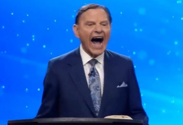 Clergyman, Kenneth Copeland laughs off reports Joe Biden is the 46th President of the US (video)