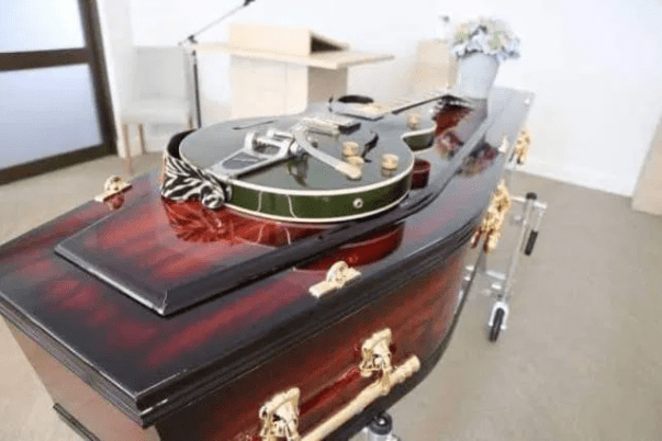 Socialite Ginimbi bought casket a week before his death