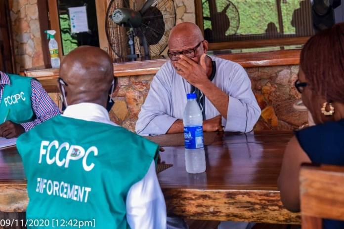 FCCPC investigates allegations an eatery in Ikeja denied CNN journalist Salaudeen access because she wasn