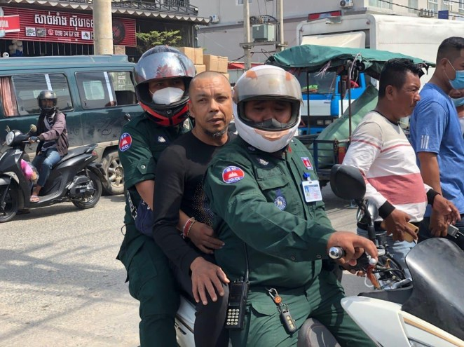 Nigerian man arrested in Cambodia for allegedly paying traffic fine with fake US$100 note