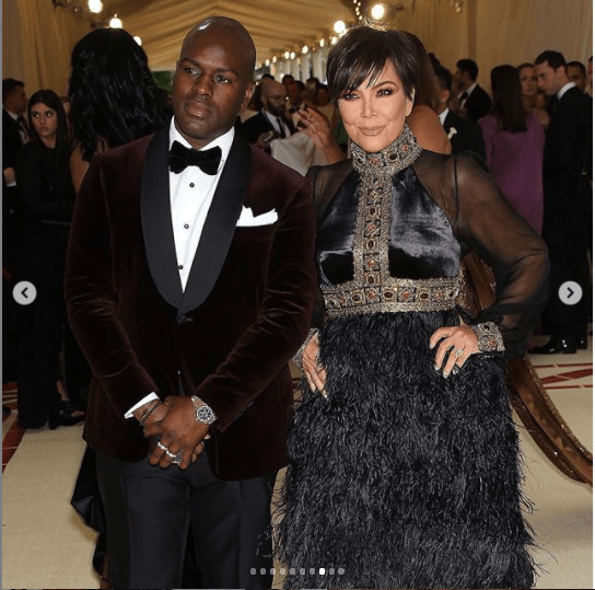 """""""Everyday with you is an adventure and we definitely have the most amazing magical life"""" -  Kris Jenner pens sweet birthday message for boyfriend, Corey Gamble."""