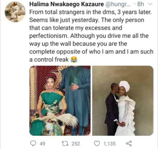 Bashir El-rufai releases pre-wedding photos with his bride-to-be named