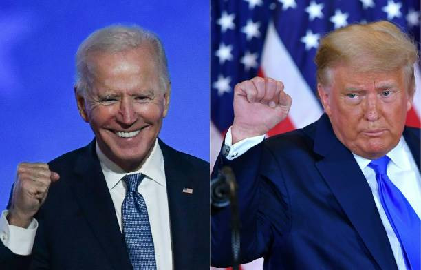 """""""I won! Why would the media assume Joe Biden would ascend to the presidency?"""" - Trump rages"""