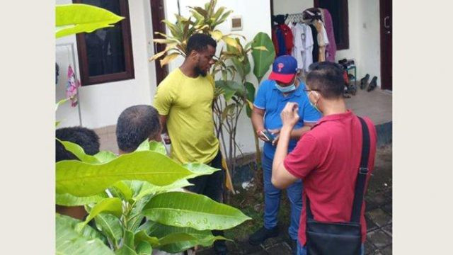 Nigerian man detained in Indonesia as he awaits deportation for overstaying his visa