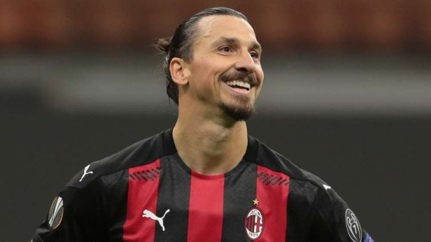 Zlatan Ibrahimovic gifts every single AC Milan squad player the new PS5 after scoring eight goals in just five Serie A matches