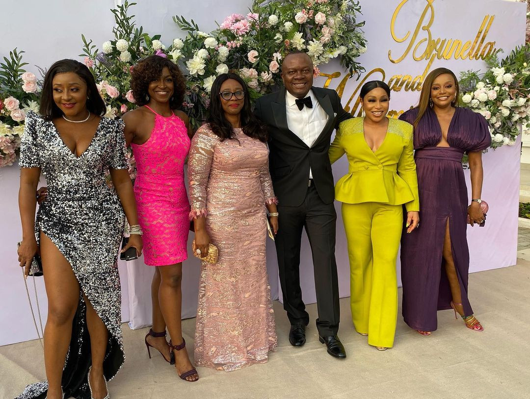 Rita Dominic, Kate Henshaw, Ini Edo, Chika Ike, many others at Williams Uchemba