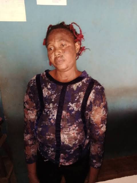 Woman allegedly uses hot knife to burn 12-year-old relative over missing 5,000 Naira
