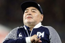 Argentine media claim Diego Maradona has died of a heart attack two weeks after being released from hospital