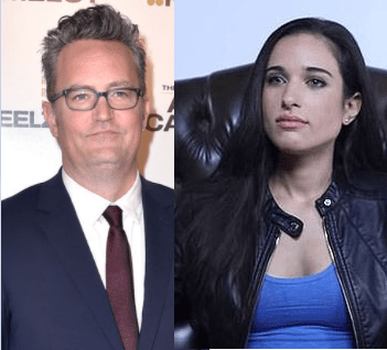 Friends star Matthew Perry, 51, engaged to 29-year-old girlfriend Molly Hurwitz
