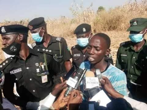 Kidnapper who abducted and killed 16-year-old boy in Kano begs for public execution by hanging