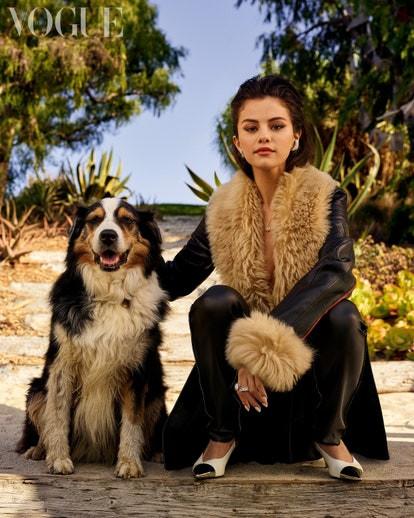 Selena Gomez On Vogue Mexico, JotNaija