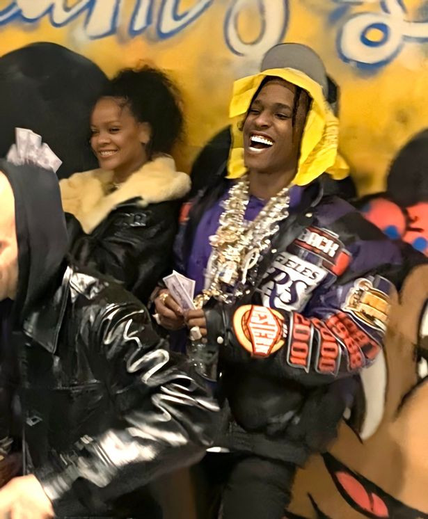 Rihanna reportedly dating her longtime friend A$AP Rocky after months of romance rumors